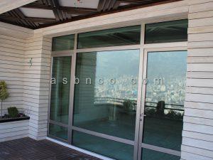 پروژه درب و پنجره برج افرا