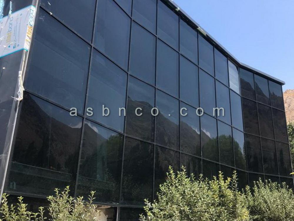 پروژه نمای شیشه ای خلخال – مرکز تفریحی سیاحتی