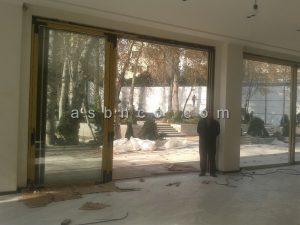 پروژه درب و پنجره دربند