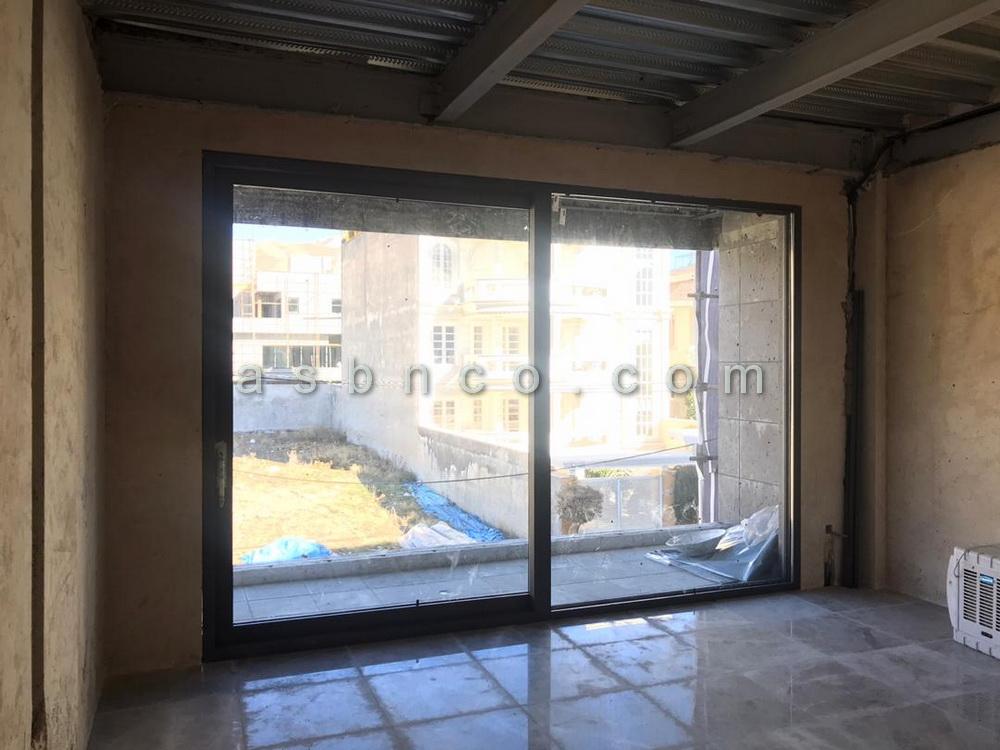پروژه درب و پنجره لواسان - حق خواه