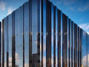 شیشه و انواع آن در ساختمان سازی