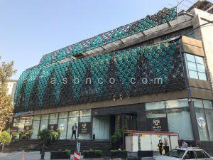 پروژه مجتمع اداری تجاری پلاتینیوم شریعتی جنب حسینیه ارشاد