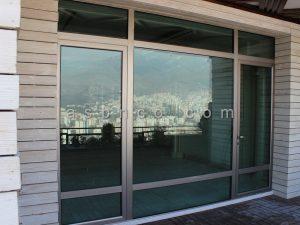 سیستم های درب و پنجره آلومینیومی
