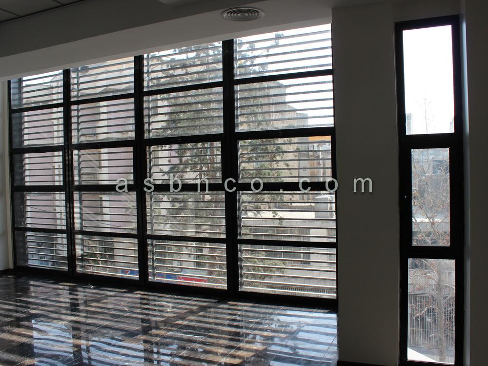 پروژه درب و پنجره خیابان سهره وردی