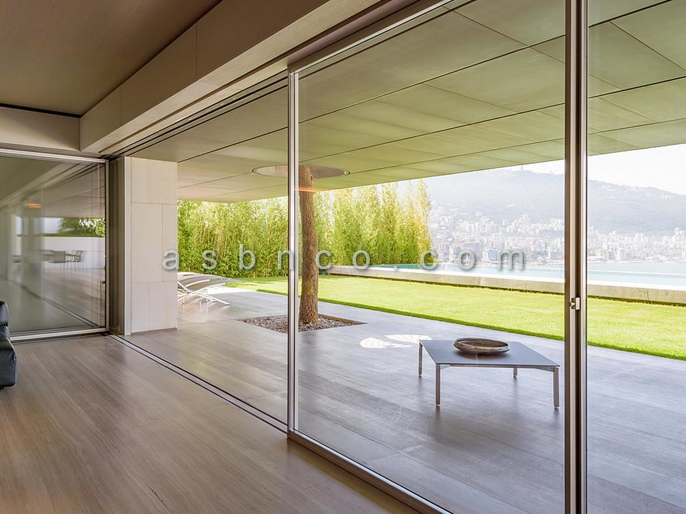 نصب درب و پنجره آلومینیومی